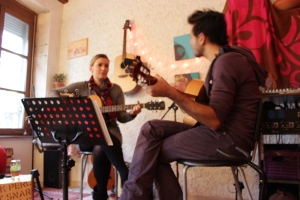 cours guitare Lyon - Rafou